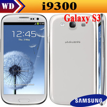 "Original Unlocked Samsung i9300 Galaxy S3 S III SIII 3G&4G GSM Android Mobile Phone Quad-core 4.8"" 8MP WIFI GPS"