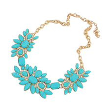 Summer Style Collares Mujer nice Necklaces & Pendants Imitated Jewelry Collier Femme for Women Accessories 2015