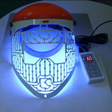NEW Red Blue Green Color LED light therapy Skin LED Mask led skin rejuvenation acne treatment Wrinkle Removal Anti-Aging Mask