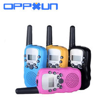 T388 Children Radio Toy Walkie Talkie Kids Radio UHF Two Way Radio T-388 Children's Walkie Talkie Pair For Boys and Girls Gift(China)