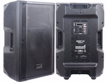 "STARAUDIO SDSP-15 1Pc Pro 4500 Watts 15"" Powered Active Stage PA DJ KTV Karaoke 4 Ohm DSP Speaker(China)"