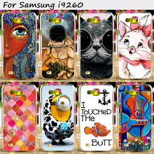 Cell Phone Skin Cases For Samsung Galaxy Premier i9260 i9268 Cases Multi Styles DIY Painted Anti-Knock Skin Cover Phone Shell