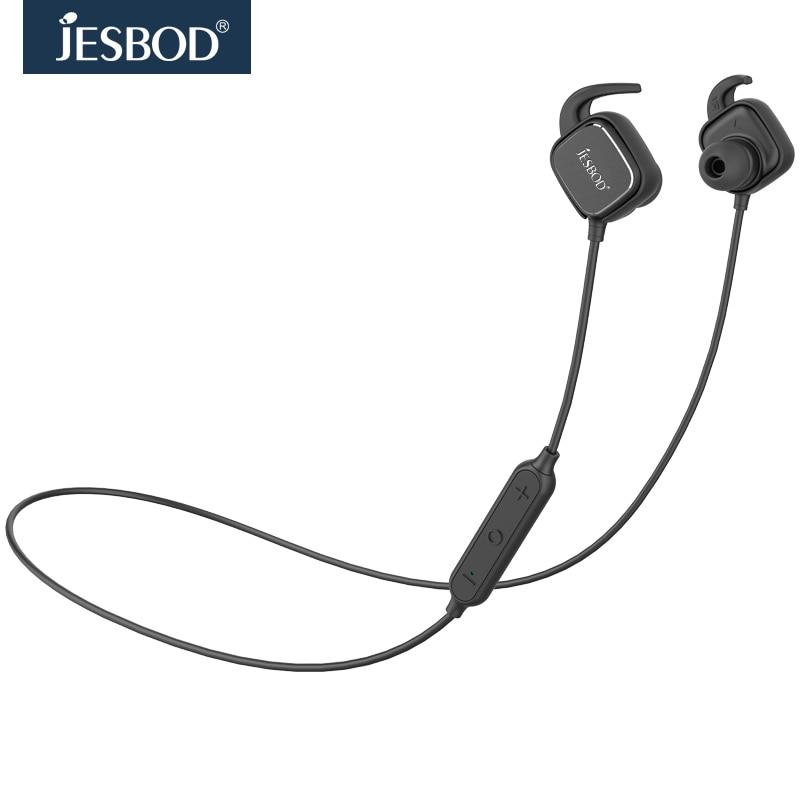 New Jesbod QY12 Bluetooth Headphone Stereo Sports Earphone Wireless Headset In-Ear Apt-x HD Microphone IPX 4 Waterproof mp3 <br><br>Aliexpress