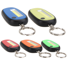 Multifunctional Mini Creative Keychain Pocket Torch COB Keyring LED Flash Light Lamp Flashlight #LO