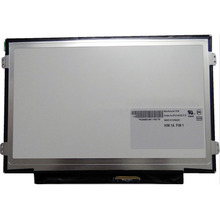 10.1 slim lcd matrix B101AW02 B101AW02 V.0 for ASUS netbook replacement display screen(China)