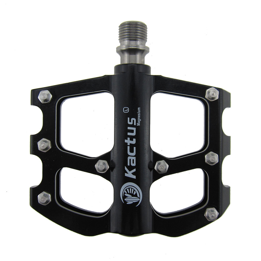 200g/pair ultra-light titanium axle bicycle pedal CNC bike pedals road MTB with 6 bearings magnesium alloy body BMX de bicicleta<br>