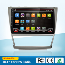 Quad Core 10 inch 1024*600 Android 6.0.1 Car DVD GPS Navigation for TOYOTA CAMRY 2006-2016 Stereo Radio WIFI 3G(China)