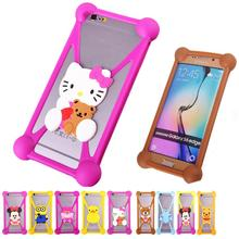 Fashion TPU Rubber Garfield Cell Phones Case For Asus Zenfone 4 5 6 A450CG 3D Cartoon Anti knock Phone Cover Case Accessories