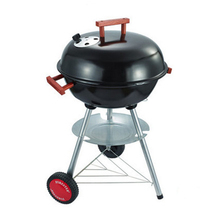 High Quality Large Size Thickening Round Grill Outdoor Household Portable Charcoal Grill, BBQ Grills-003