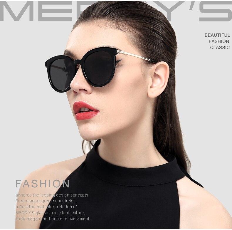 نظارات شمسية للسيدات بحماية كاملة من اشعة الشمس موضة 2018 2