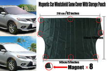 Windshield Sun Shade Waterproof Winter Snow Shield Cover Car Front Windscreen Rain Frost Sunshade Cool Down Interior Temperature