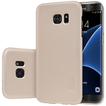 NILLKIN  For Samsung Galaxy S7 Edge Mobile Phone Shell  Import Environmental Protection PC For Galaxy S7 Edge