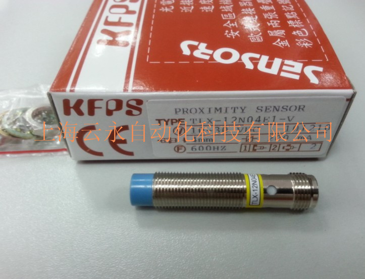 NEW  ORIGINAL TLX-12N04E1-V  Taiwan  kai fang KFPS twice from proximity switch<br>