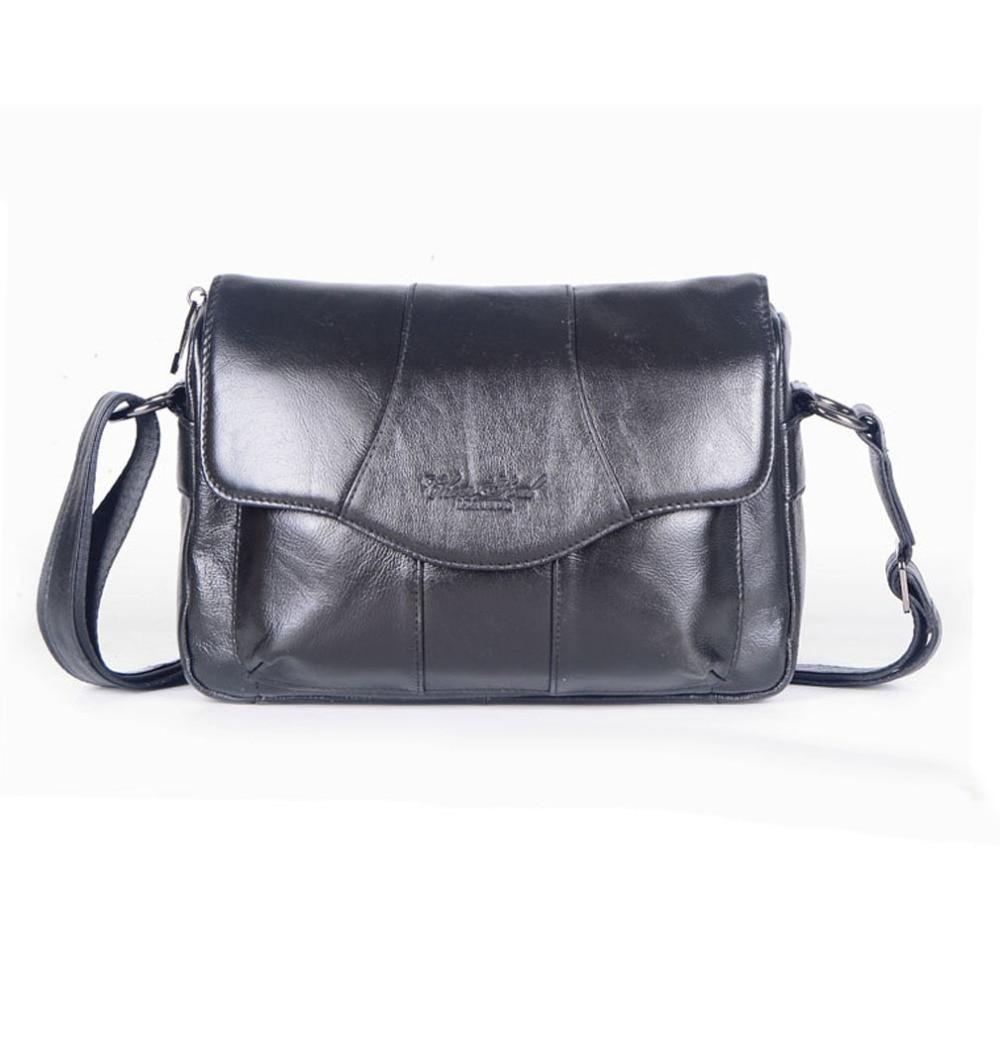 New Arrival High Quality Genuine Leather Single Shoulder Bag Ladies Fashion Casual Brand Designer Messenger Shoulder Bags wallet<br>
