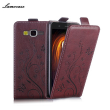 Luxury Leather case For Samsung Galaxy Grand Prime VE G530 SM-G530H G5308W SM-G531H G531F SM-G531H/DS phone Cover Bag Protective(China)