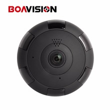 V380 HD 1280*960P VR WIFI IP Camera 1.3MP,Support Max 64GB TF Card,P2P,Two-Way Audio IR 360 Degree IP CAM WI-FI P2P BOAVISION