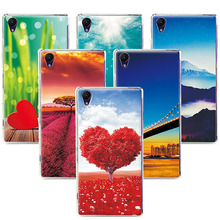 Buy Scenery Phone Cases Sony Z2 5.2 inch Case SONY Xperia Z2 D6502 D6503 L50W Hard PC Back Cover Sony Xperia Z2 Funda for $1.24 in AliExpress store