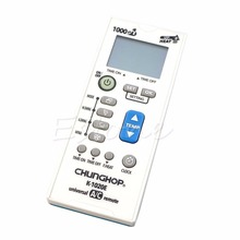 1 PC LCD Display A/C Remote Control Controller Universal For K-1020E Air Conditioner(China)