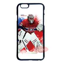 Carey Price Cover Case for iPhone 4 4S 5 5S 5C 6 6S 7 Plus iPod 4 5 Samsung Galaxy S2 S3 S4 S5 Mini S6 S7 Edge Plus Note 2 3 4 5