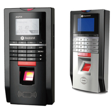 Free shipping Standalone -RFID Card TCP/IP biometric FingerPrint ID Door Access Control Time Attendance (Black or silver)