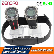 New design pulse meter chest belt wireless heart rate monitor watch