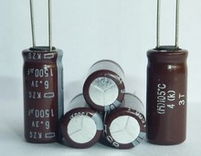 10pcs 1500uF 6.3V Nippon-Chemi-Con NCC KZG Series 8x20mm Super Low ESR 6.3V1500uF Aluminum Electrolytic Capacitors