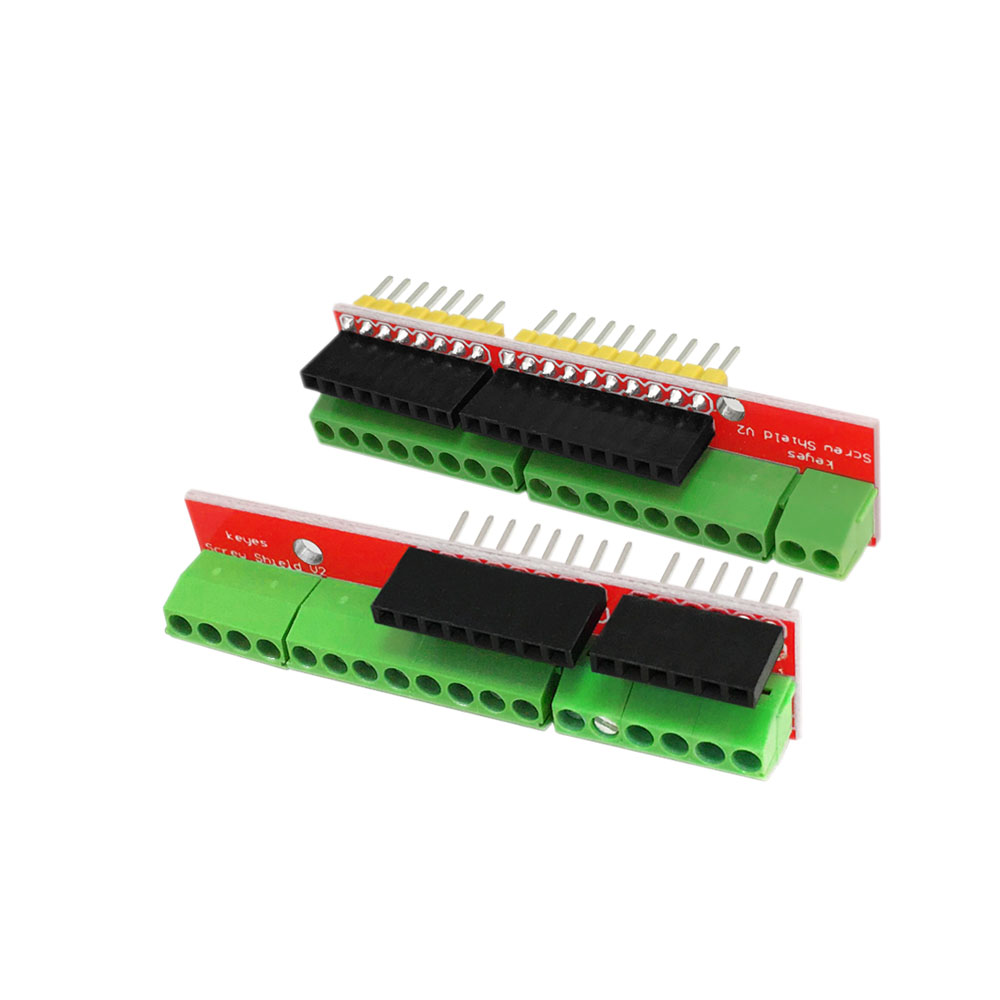 Screw Shield V2 Study Terminal expansion board double support for arduino U…