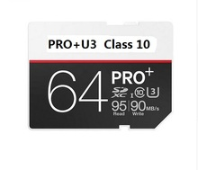 HOT Micro SD card in Memory Card 64GB 128GB 16GB 32GB PRO+ EVO Plus 256GB Class10 TF Card SDHC/SDXC UHS-3 FOR SAMSUNG