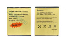 2450mAh B100AE / EB-BG313BBE Gold Replacement Battery For Samsung Galaxy Ace 3 ACE 4 Neo S7270 S7272 S7898 S7562C S7568i G318H(China)