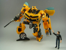 deformation toys king kong movable model movie 2 V + Sam/league level bumblebee