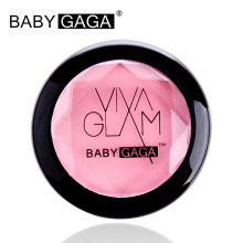 BABY GAGA Matte Blush Makeup Cosmetic Long-Lasting Blusher Powder Palette Make Up Maquiagem Face Makeup Bronzer Blusher