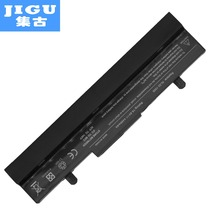 JIGU 5200mAh 11.1V 6 Cell Laptop Battery Pack for ASUS Eee PC 1001PQD / Eee PC 1005 / Eee PC 1101HA (Black)(China)