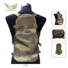 Flyye MBSS Hydration Backpack Hydration Carrier Molle Backpack Military Tactical Gear HN-H002 AOR Olive Khaki A-Tacs FG