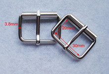 Wholesale 30mm Wide silver antique rust plating ferrous belt pin buckle,bag buckles,garment accessories,bag fasteners
