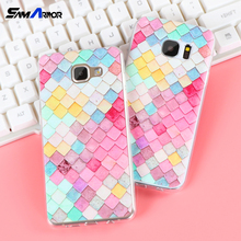 For Samsung Galaxy S5 S6 S7 Edge S8 Plus A3 A5 2016 2017 J3 J5 J7 Prime Note 8 Case For iPhone X 8 4 4S 5 5S SE 5C 6 6S 7 Plus(China)