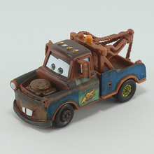 Disney Pixar Cars Mater Drag Line Genuine Auto Story Alloy Model Toys Children Gifts1:55(China)