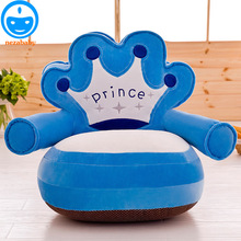 2016 Hot infant baby bean bag with filler baby beanbag chair infant baby beanbag seat sofa baby bean bag bed 2 color CP10(China)