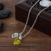 MQCHUN Stranger Thing Pendant Necklace Camera Gun Colorful Light Bulb Chain Necklace Fashion Charm Accessories For Women Gifts(China)