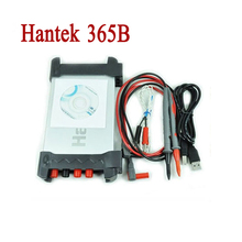 Hantek 365B Data Logger Recorder Digital Multimeter USB PC Base Voltage Current Resistance Capacitance Ture RMS Tester Meter(China)