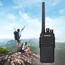 10W Powerful Walkie Talkie Retevis RT81 Digital/Analog DMR Radio IP67 Waterproof Dustproof UHF VOX Encryption Portable Walk Talk