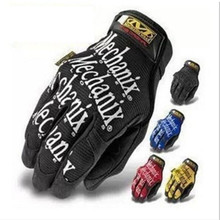 Navy Seals Tactical Full Finger Gloves Military police Motocycle Airsoft Paintball Shooting mechanic Safety Gloves