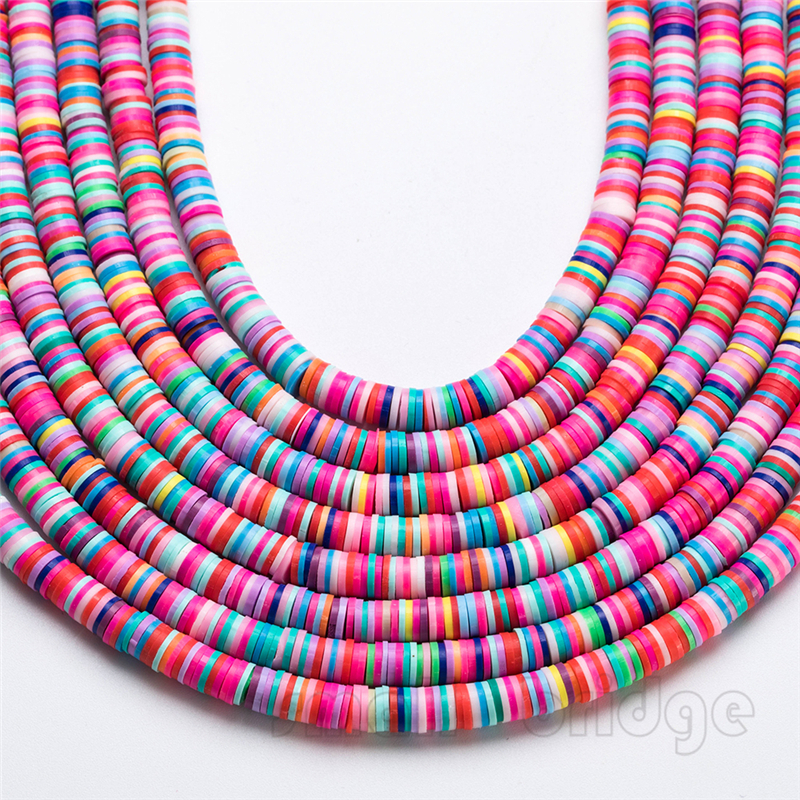 Polymer Clay Beads (7)