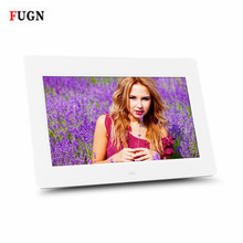 Andoer 10'' HD 1080P TFT-LCD Digital Photo Frame Electronic Frame Support SD/MS/MMC card Alarm MP3/4 Movie Video Player MPEG4(China)