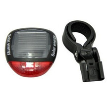 Outdoor Cycling Environmentally Friendly Solar Bicycle Tail lights Taillights Warning Lights MTB Road Bike Accessories Wholesale