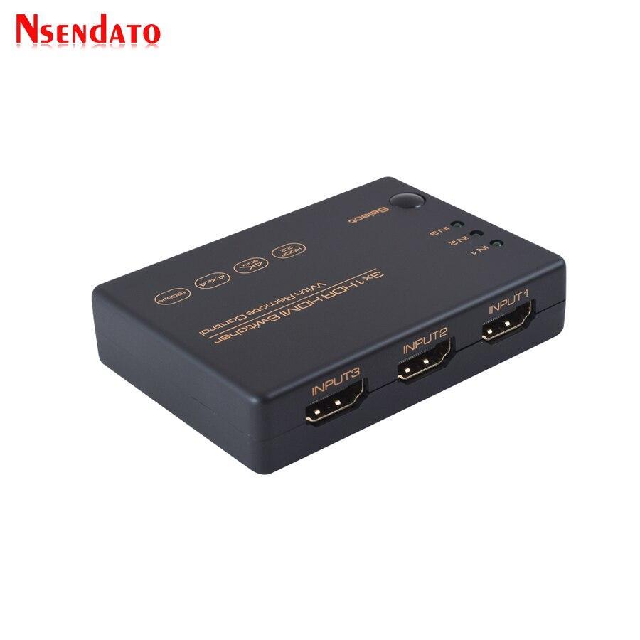 4K 60Hz HDMI 2.0 3X1 HDR Switch (9)