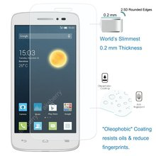 9H Premium Tempered Glass for Alcatel One Touch Pop 2 on pop2 5042 onetouch OT5042 OT 5042 5042D 5042T Screen Protector Cover