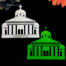 Holy Church Scrapbooking Metal Cutting Dies DIY Album Embossing Stencils Die Cutting Template Paper Cards