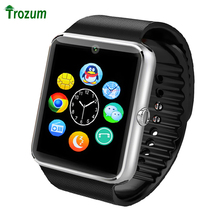 Smart Watch GT08 for Andriod Mobile Phone Bluetooth Watch with SIM Card smartwatch for Wearable Device Phone Android vs Xiaomi(China)