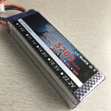 3s 30c 11.1v 5200mah airplane model battery aeromodeling battery model aircraft lithium polymer li-polymer rc drone battery