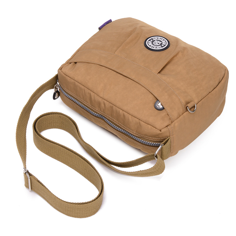 2017 new beach bag bolsos mujer Waterproof nylon canvas bag messenger bag High capacity handbags womens Shoulder bags N-002<br><br>Aliexpress